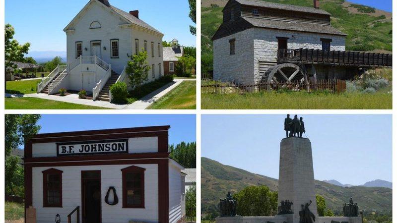 Berbagai Situs Paling Bersejarah Paling Unik di Utah