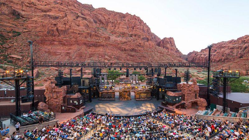 Tempat-Tempat Pilihan Tepat Untuk Teater di Utah